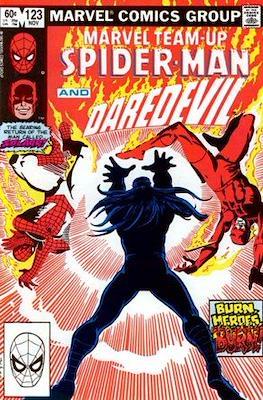 Marvel Team-Up Vol. 1 #123
