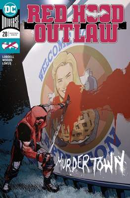 Red Hood and the Outlaws Vol. 2 (Comic Book) #28