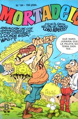 Mortadelo (1987-1991) (Grapa) #84