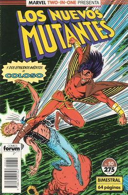 Los Nuevos Mutantes Vol. 1 (1986-1990) (Grapa 32-64 pp) #50