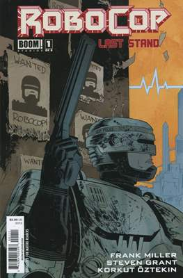 Robocop Last Stand (Grapa.) #1