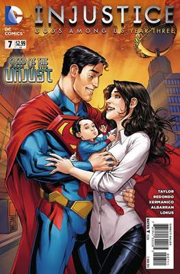 Injustice: Gods Among Us: Year Three #7