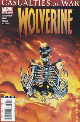 Wolverine / Dark Wolverine (2003-2010) (Comic Book) #48