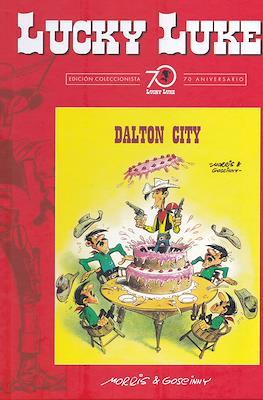 Lucky Luke. Edición coleccionista 70 aniversario (Cartoné con lomo de tela, 56 páginas) #19