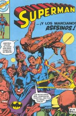 Super Acción / Superman #46