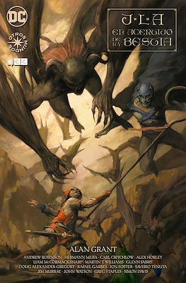 JLA: El acertijo de la bestia. Otros mundos