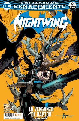 Nightwing. Renacimiento (Rústica) #9