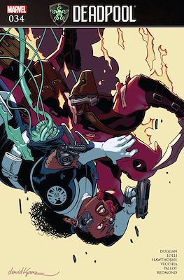 Deadpool Vol. 4 (Comic Book) #34