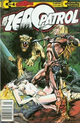 The Zero Patrol (Comic Book) #4
