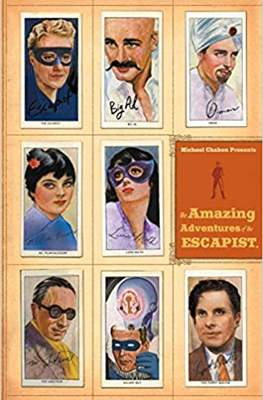The Amazing Adventures of The Escapist (Softcover 160 pp) #2