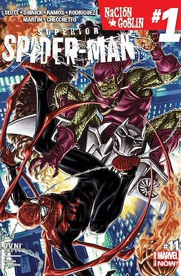 Superior Spider-man. Marvel Now! (Rústica) #11