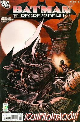 Batman. El regreso de Hush (Rústica) #6