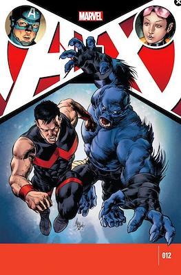 A+X (Comic-Book) #12