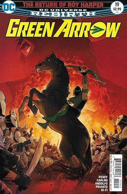 Green Arrow vol. 6 (2016-2019) (Comic-book) #19