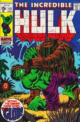The Incredible Hulk Vol.1 (Saddle-stitched. 1962-1999) #121