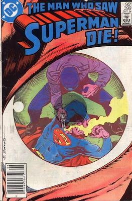 Superman Vol. 1 / Adventures of Superman Vol. 1 (1939-2011) (Comic Book) #399