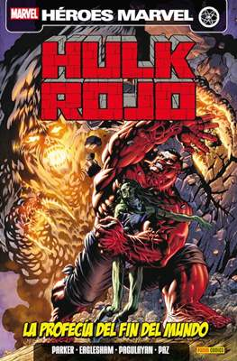 Hulk Rojo (Rústica.) #5