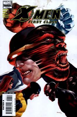X-Men First Class Vol.1 (Comic Book 24 pp) #6