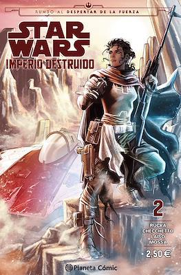 Star Wars: Imperio Destruido (Grapa 32 pp) #2