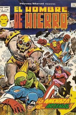 Heroes Marvel presenta Vol. 2 (1975-1980) (Grapa) #65