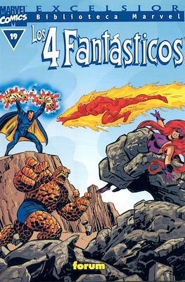 Biblioteca Marvel: Los 4 Fantásticos (1999-2001) (Rústica 160 pp) #19