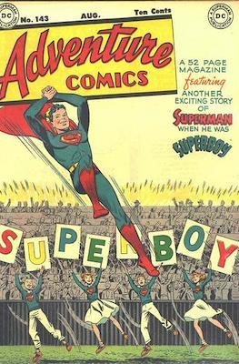 New Comics / New Adventure Comics / Adventure Comics (1935-1983; 2009-2011) (Saddle-Stitched) #143