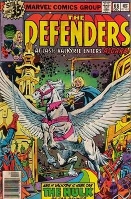 The Defenders vol.1 (1972-1986) (Grapa, 32 págs.) #66