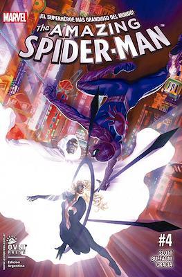 The Amazing Spider-Man Vol. 2 (Grapa 32 pp) #4