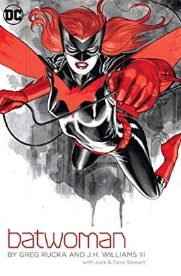 Batwoman by Greg Rucka and JH Williams III