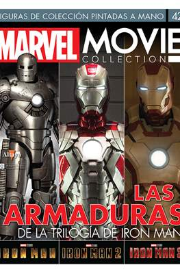 Marvel Movie Collection (Grapa) #42