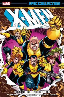 X-Men Epic Collection (Softcover) #17