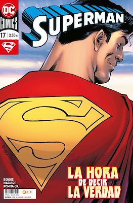 Superman. Nuevo Universo DC / Renacimiento (Grapa) #96/17