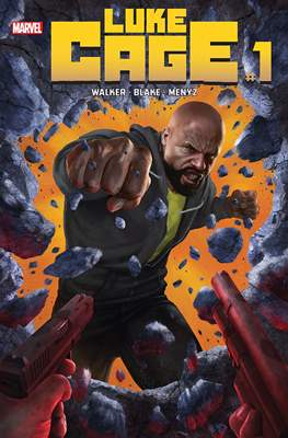 Luke Cage Vol. 1 (2017-2018) (Comic-book) #1
