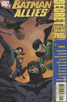 Batman Allies Secret Files and Origins 2005
