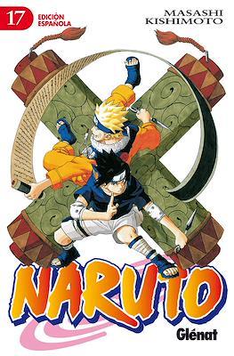 Naruto (Rústica con sobrecubierta) #17