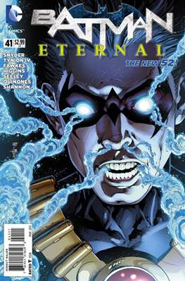 Batman Eternal (2014-2015) (Comic-Book) #41