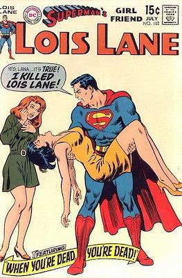 Superman's Girl Friend Lois Lane (Comic-book) #102