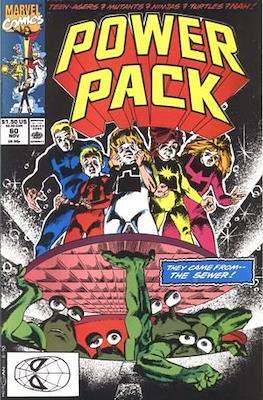 Power Pack (1984-1991; 2017) (Grapa) #60