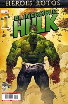 El Increíble Hulk Vol. 2 / Indestructible Hulk / El Alucinante Hulk / El Inmortal Hulk (2012-) (Comic Book) #1
