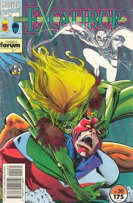 Excalibur Vol. 1 (1989-1995) (Grapa) #30