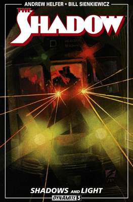 The Shadow Master Series (Digital) #3
