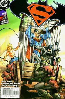 Superman / Batman (2003-2011) (saddle-stitched) #16