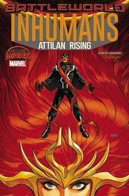 Battleworld Inhumans - Attilan Rising
