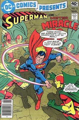 DC Comics Presents: Superman (Grapa) #12