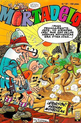 Mortadelo (1987-1991) (Grapa) #97