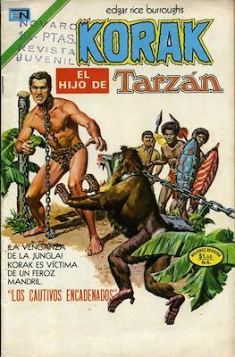 Korak, el hijo de Tarzán (Grapa 36 pp) #20