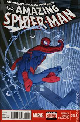 The Amazing Spider-Man Vol. 2 (1999-2014) (Comic-Book) #700.1