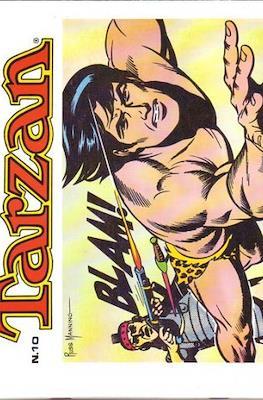 Tarzán (Rústica. 52 pp) #10