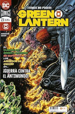 Green Lantern. Nuevo Universo DC / Hal Jordan y los Green Lantern Corps. Renacimiento (Grapa) #105/23