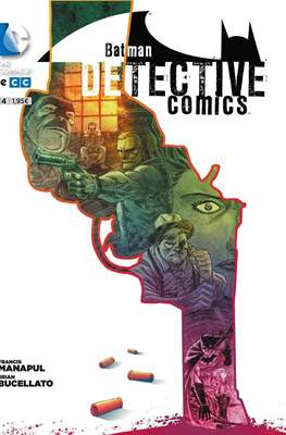 Batman Detective Comics (grapa) #4